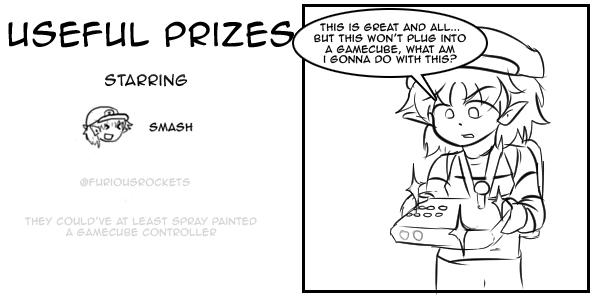 Useful Prizes