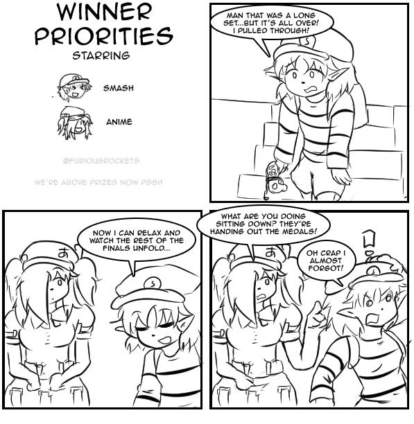 Winner Priorities