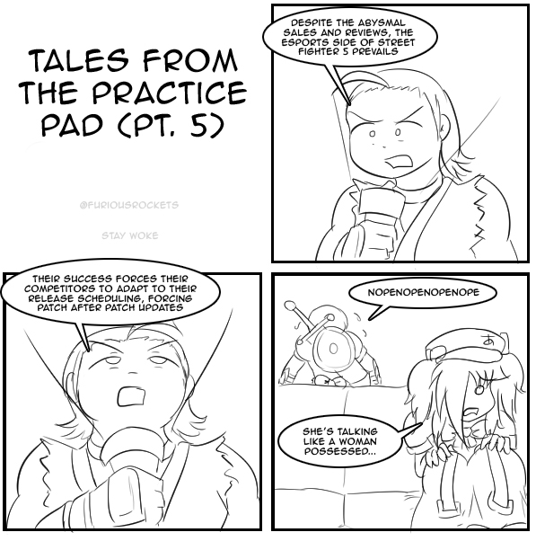Tales From The Practice Pad Part Five